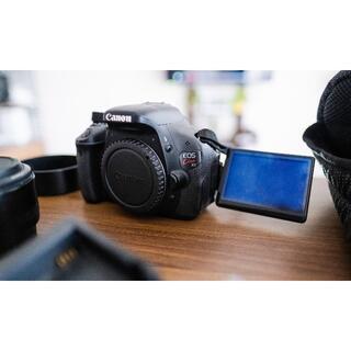 Canon - キヤノンEOS Kiss x5 レンズキット + バッグ