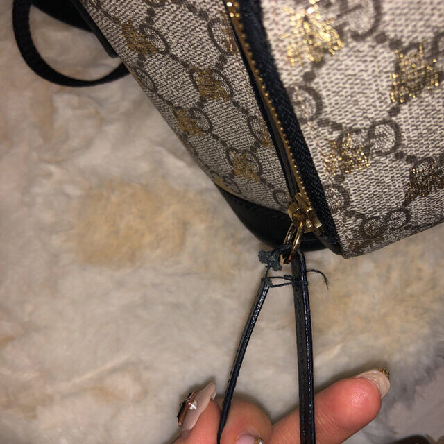 Gucci(グッチ)のgucci リュック レディースのバッグ(リュック/バックパック)の商品写真