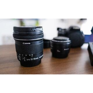 Canon - 交換レンズ キヤノン10-18mm f/4.5-5.6