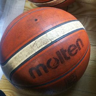 モルテン(molten)のモルテン7号球 12面体まとめて5球(バスケットボール)