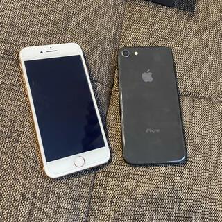 Apple - 【お買い得】iPhone8 64GB SIMフリー2個セット