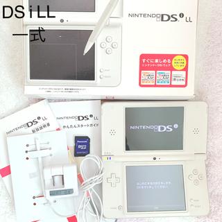 ニンテンドーDS - ニンテンドー DS i LL 本体
