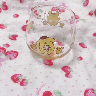 ポムポムプリン - サンリオ❣️ポムポムプリン 激レア ゆらゆらグラス