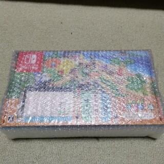 ニンテンドースイッチ(Nintendo Switch)の★新品未開封品★ Nintendo Switch どうぶつの森セット(家庭用ゲーム機本体)