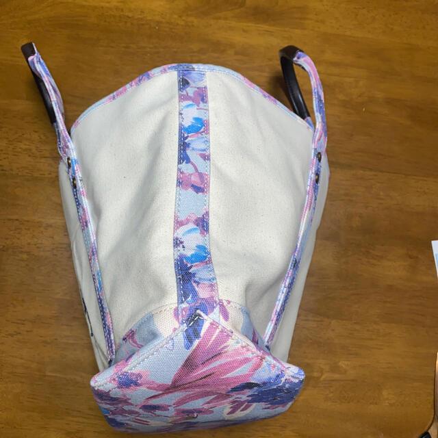 POLO RALPH LAUREN(ポロラルフローレン)のU.S.POLOASSN ユーエスポロアッスンフラッフィトートバッグ レディースのバッグ(トートバッグ)の商品写真