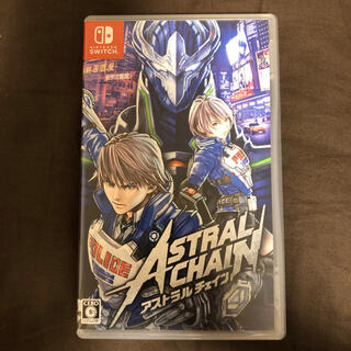 Nintendo Switch - アストラルチェイン ASTRAL CHAIN Switch