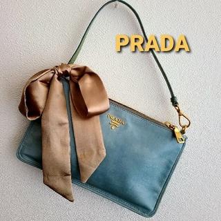 PRADA - PRADA プラダ ハンドバッグ ツイリープレゼント!