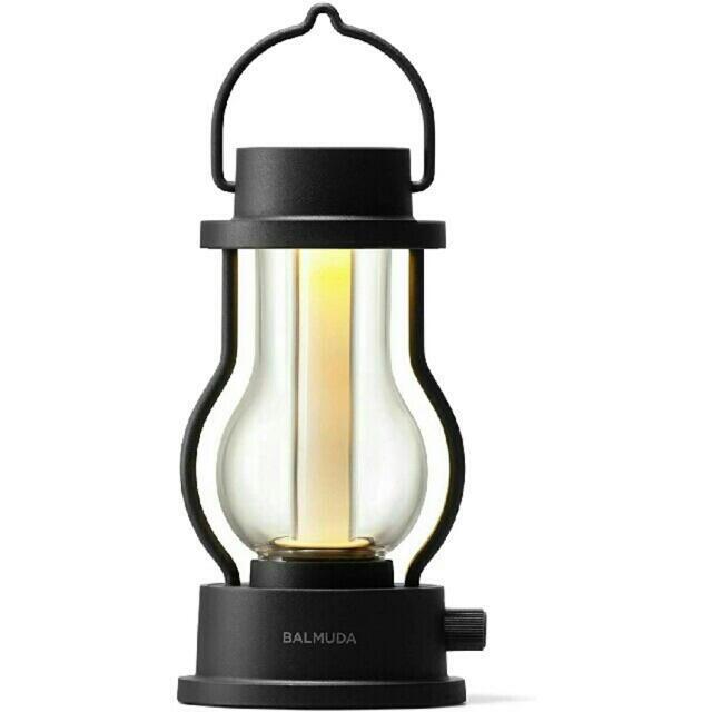BALMUDA(バルミューダ)のBALMUDA The Lantern」ザ・ランタン(ブラック) L02A-BK スポーツ/アウトドアのアウトドア(ライト/ランタン)の商品写真