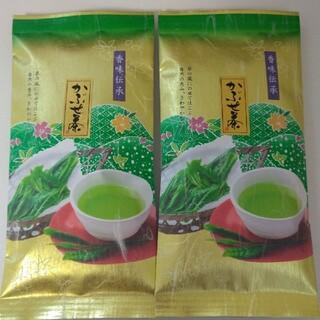 【大和茶】特上かぶせ茶100g×2袋 緑茶 (茶)