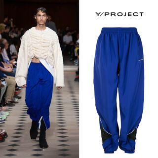 Balenciaga - 美品タグ付●20ss Y/PROJECT Tapered Track Pants
