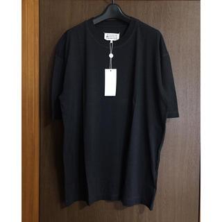 Maison Martin Margiela - 黒46新品 メゾン マルジェラ Memory  4ステッチ Tシャツ ブラック