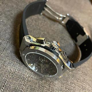 HUBLOT - 腕時計 高品質 自動巻 クラシックフュージョン アエロバン HUBLOTカスタム