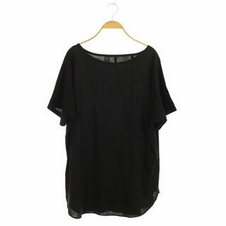 ワイズ(Y's)のワイズ Y's バックデザインラウンドヘムカットソー プルオーバー 半袖 2(カットソー(半袖/袖なし))