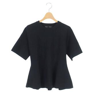 プロエンザスクーラー(Proenza Schouler)のプロエンザスクーラー PROENZA SCHOULER 半袖 裾フレア カットソ(カットソー(半袖/袖なし))