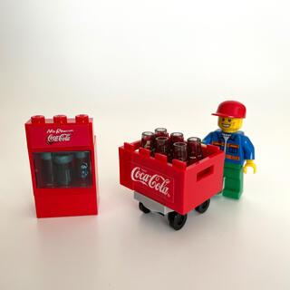 Lego - レゴ   LEGO  コカコーラ ミニフィグ  ②