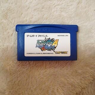 ロックマンエグゼ4 ブルームーン GBA(携帯用ゲームソフト)
