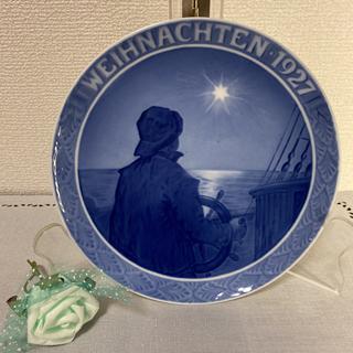 ロイヤルコペンハーゲン(ROYAL COPENHAGEN)のpaddi様専用ロイヤルコペンハーゲン イヤープレート1927(食器)
