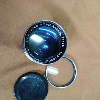 ライカ(LEICA)のLマウント ニッコール5センチf1.4 tokyo銘表示 実用品(レンズ(単焦点))