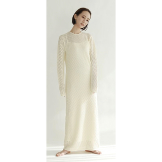 TODAYFUL - 【限定値下げ】louren  vintage lace knit dress