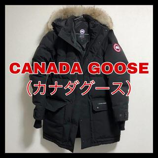 CANADA GOOSE - 【60%OFF♪︎数回着用のみ】カナダグース ダウンジャケット ブラック L
