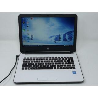 HP - HP ノートパソコン 14-ac104TU Office2019