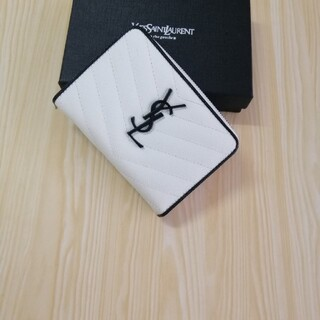 Yves Saint Laurent Beaute - ~超美品~さいふ~Saint Laurent ~財布 箱付き