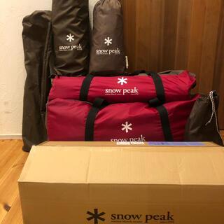 Snow Peak - スノーピーク ランドロックTP-671R  セット!インナーテントは新品未使用