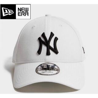 NEW ERA - NEWERA ★ ニューエラ キャップ NY ヤンキース 白