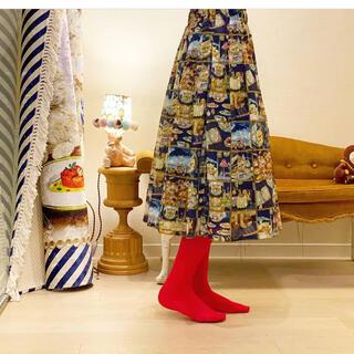 franche lippee - yukiemon スーちゃんグラムスカート M