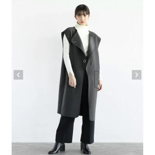 SCOT CLUB - RADIATE 完売品★アイレットデザインベスト★ジレ★定価14300円
