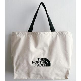 THE NORTH FACE - 新品☆ノースフェイス ロゴ ビッグトートバッグ エコバッグ