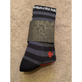 クロムハーツ(Chrome Hearts)のクロムハーツ chromehearts ソックス 靴下 3色セット(ソックス)