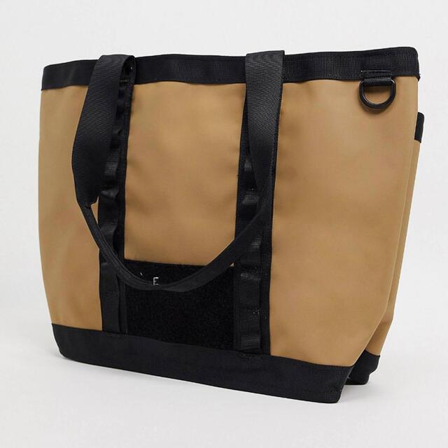 THE NORTH FACE(ザノースフェイス)の【新品未使用】ノースフェイス エクスプローラーユーティリティトート ブラウン メンズのバッグ(トートバッグ)の商品写真
