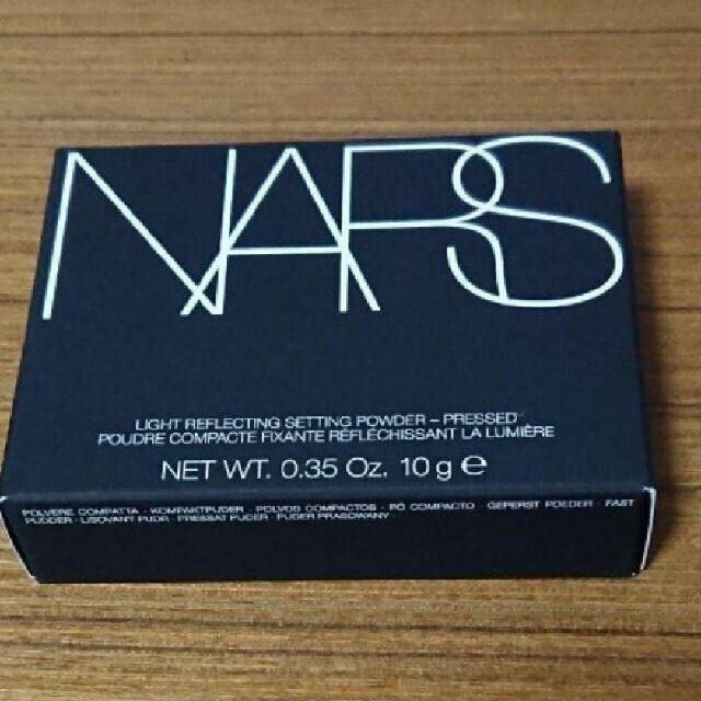 NARS(ナーズ)のNARSライトリフレクティングセッティングパウダープレストN  コスメ/美容のベースメイク/化粧品(フェイスパウダー)の商品写真