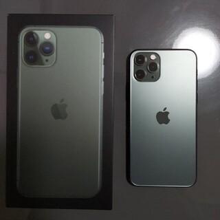 iPhone - iPhone11Pro64GB ミッドナイトグリーン
