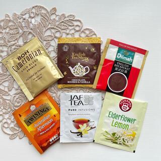 ディルマ・ボーティー・トワイニング 紅茶セット 高級  アフタヌーンティー(茶)