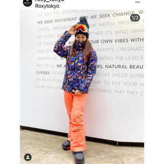 ロキシー(Roxy)のROXYロキシー今期モデル直営店限定モデル!ビブパンツ(ウエア/装備)