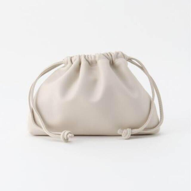 DEUXIEME CLASSE(ドゥーズィエムクラス)のDeuxieme Classe  CELERI BAG  ナチュラル レディースのバッグ(ショルダーバッグ)の商品写真