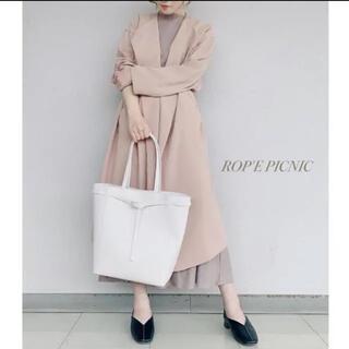 Rope' Picnic - ロペピクニック 新品 新春 UVカット モデル愛用! エステルガウンコート