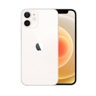 Apple - 【新品未開封】iPhone 12 mini ホワイト 256 GB SIMフリー