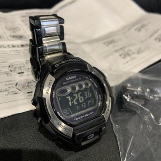 G-SHOCK - レア 入手困難 電波時計 タフソーラーG-SHOCK GW-810BXD
