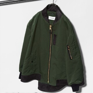UNITED ARROWS - UNITEDARROWS別注 THE  RERACS MA−1ジャケット