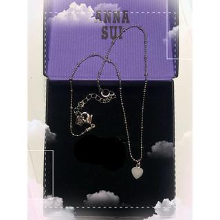 ANNA SUI - ANNA SUIネックレスとリング