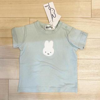 しまむら - 【新品未使用タグ付き】しまむら * ミッフィー  Tシャツ 80