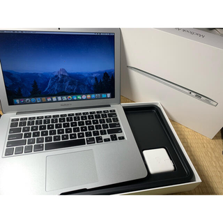 Mac (Apple) - 13インチmacbook air 2017  office