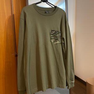 バックチャンネル(Back Channel)のback channel 長袖Tシャツ L/S Lサイズ (Tシャツ/カットソー(七分/長袖))