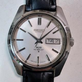 SEIKO - キングセイコー・ハイビート自動巻き腕時計