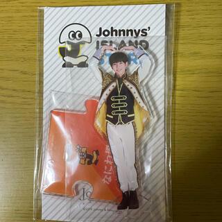 Johnny's - なにわ男子 長尾謙杜 アクスタ アクリルスタンド 第1弾