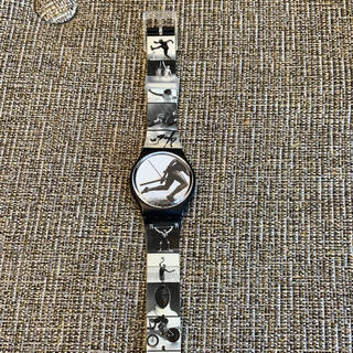 スウォッチ(swatch)のswatch アトランタオリンピック 腕時計(腕時計(アナログ))