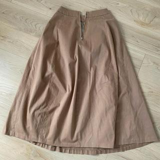 ムルーア(MURUA)のMURUA ムルーア ロングスカート フレアスカート(ロングスカート)